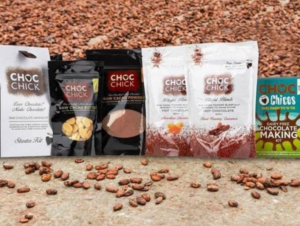 Choc Chick Raw Chocolate
