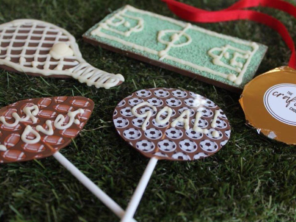 The Crafty Chocolatier