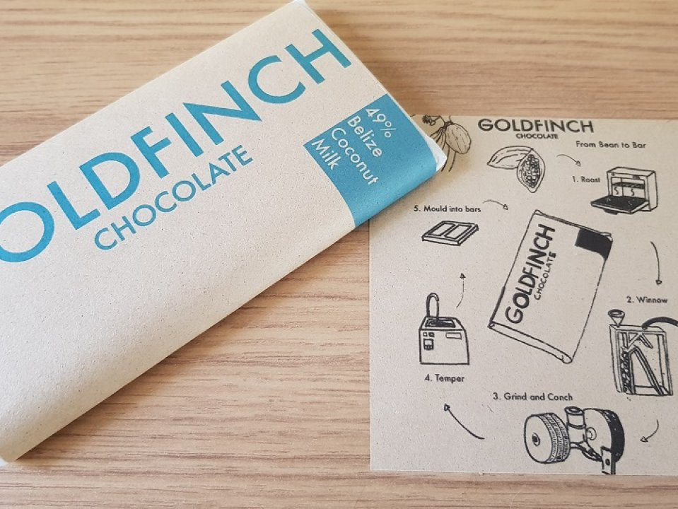 Goldfinch Chocolate